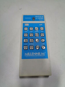 Bausch And Lomb Millennium Microsurgical System Remote