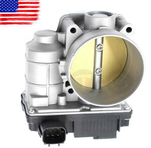 Genuine Oem Hitachi Throttle Body For Nissan Infiniti Fx35 G35 161198j103 S20058