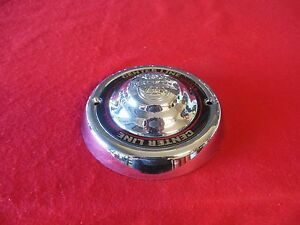 Center Line Wheel Center Cap Chrome 7 Outside Diameter X 2 1 4 Deep New