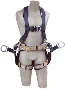Dbi Sala 1108651 Tower Climbing Harness size Medium