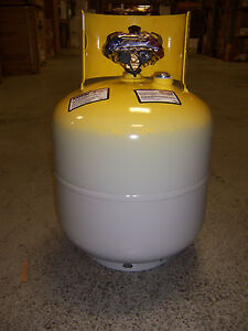 50lb Hp Refrigerant Recovery Cylinder Dot Approved empty