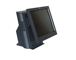 Ibm 4852 e66 Touch Pos Terminal 15 With Windows 7 Loaded free Shipping