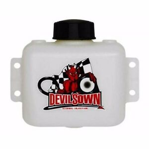Devils Own 2 Quart Water Methanol Injection Tank Meth Alcohol