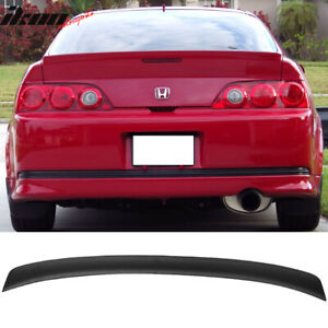 Fits 02 06 Acura Rsx Dc5 Type R Rear Trunk Duck Lip Spoiler Wing Unpainted Abs
