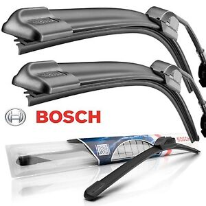 2 Oem Bosch Icon Wiper Blades 26oe 20oe Front Left And Right