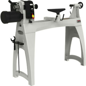 Jet Jwl 1640evs 1 5 Hp 16 X 40 Variable Speed Woodworking Lathe 719500 New