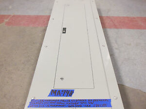 Cutler Hammer 225 Amp Panel Panelboard 200 150 120v 208v 240v Main Breaker Week