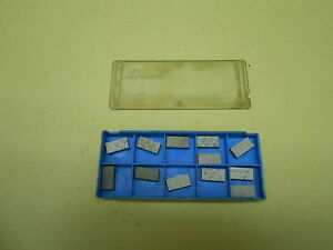 Seco Carbide Inserts Gr 370 1120 Lot Of 12