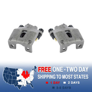 Rear Oe Brake Calipers Pair 2004 2011 Ford F150 2006 2008 Lincoln Mark Lt