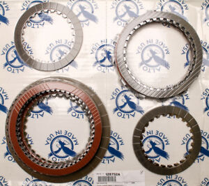 128752a 68rfe Friction Plate Clutch Kit 6 Speed 2007 up Chrysler