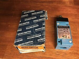 Honeywell Micro Switch Lsd5a Limit Switch Top Rolling Plunge