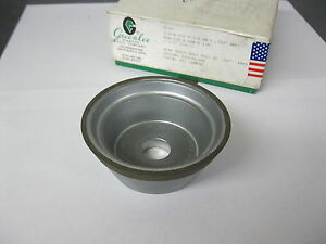 Greenlee 11v9 Diamond Flaring Cup Grinding Wheel 401100090 3 3 4 Dia