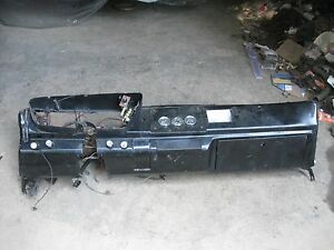 1963 Plymouth Belverdere Hemi Drag Radio Delete Dash Complete Hot Rod Ca Parts