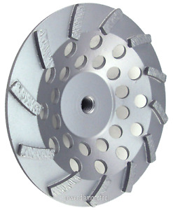 10pk 7 12 Segment Proturbo Diamond Cup Wheel Concrete Stone Brick Grinding best