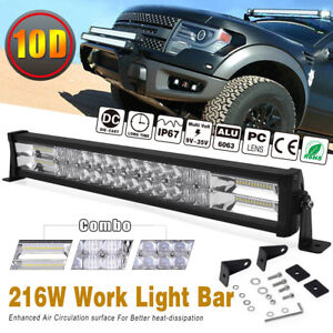 2x 4 60w Halo Angle Eyes Round Led Drl Fog Light For Jeep Wrangler Harley