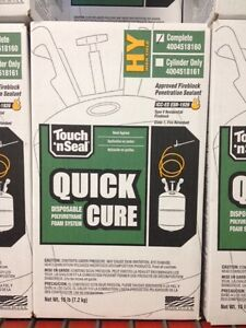 Touch n Seal Quick Cure High Yield Foam 16lb Cylinder