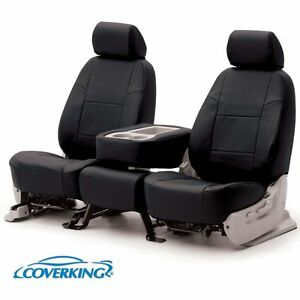 Coverking Seat Cover Front New Gmc Sierra 1500 Truck 2007 Csc1l1gm8071