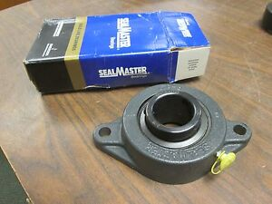 Sealmaster Gold Line Flange Ball Bearing Sft 24 1 1 2 New Surplus