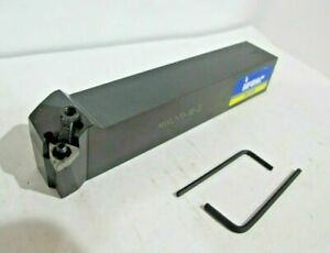 Iscar Mwlnr 16 3 Indexable Turning Lathe Tool Holder New In A Box