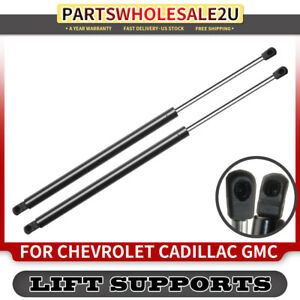 2x Tailgate Trunk Lift Supports For Chevrolet Suburban 1500 2500 Tahoe 2007 2014