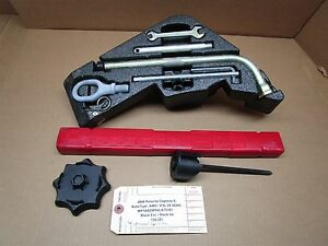 04 Cayenne S Awd Porsche 955 Tool Set Hazard Sign 7l0601347a Safety 136 281