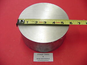 6 Aluminum 6061 Round Rod 2 7 Long T6511 6 00 Diameter Solid Lathe Bar Stock
