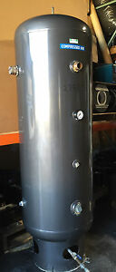 Brunner 120 Gallon Vertical Air Receiver Tank W nat l B d Reg 16960m