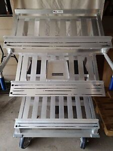 New Age Industrial Material Handling Picking Cart