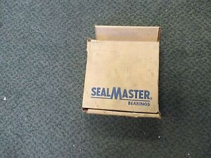 Sealmaster Gold Line Flange Ball Bearing Sf 30 Size 1 7 8 New Surplus