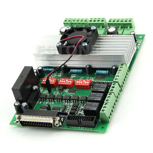 Cnc 3 Axis Tb6600 Stepper Motor Driver Board 4 5a 36v For Engraving Machine Hot