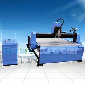 3kw Cnc Router Woodworking Machine Cutting Engraving 1300 X 2500 W Ncstudio