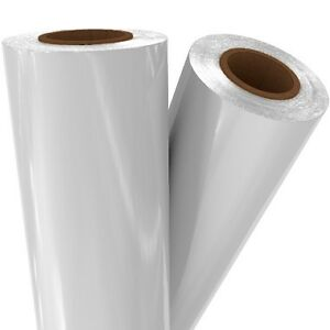New White Pigment 8 X 100 Laminating Foil Free Shipping