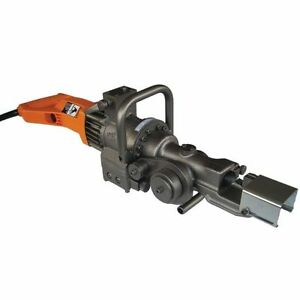 Bn Products Dbc 16h Power Rebar Bender Cutter Up To 5 5 8 Grade 60
