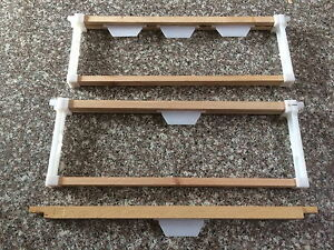 Bee Hive Frame Starter Strip 100 Pcs Made In U s a