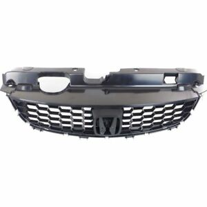 New 2004 2005 Grille Black For Honda Civic Coupe Ho1200165
