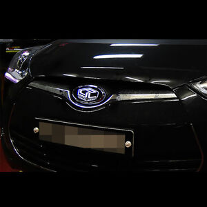Led Emblem Hood Front Rear Trunk 2pcs For Hyundai Veloster Turbo 2012 2016
