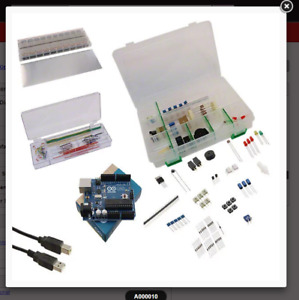 Arduino Kit Ard a000010 Workshop Base with Arduino Board special Save 20
