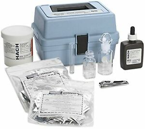 Brand New Hach 146900 Dissolved Oxygen Test Kit Model Ox 2p