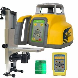 Spectra Laser Level Hv302g 1 Green Beam Interior Laser Level