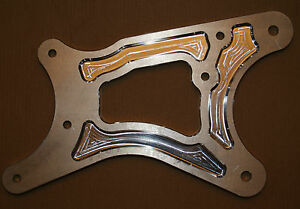 Shorrock C142 Supercharger Alloy Mounting Bracket For Mgb New