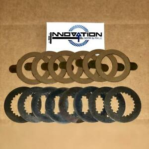 F7 5cpk Heavy Duty Ford 10 Bolt 7 5 Clutch Pack For Trac Lok Posi