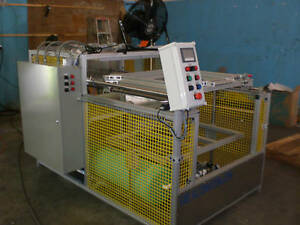 Sibe Automation Vacuum Forming 30 X 30 Thermoforming Former 9 Heat Zones