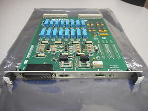Svg Thermco 168150 001 Relay Pcb Assly configured For Nitride Process