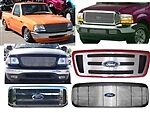 Bil fo 8 Grille 2003 2012 Ford Expedition Insert Expedition 03xx