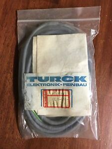 Turck Bi5 g18 az2 Proximity Switch Sensor cable