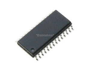Tda7303 Digital Controlled Stereo Audio Processor Ic