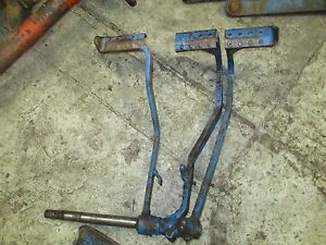 Ford 2600 3600 Tractor Pedals
