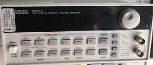 Hp agilent 33120a Function Waveform Generator