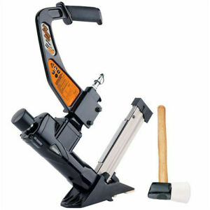 Freeman 3 in 1 15 5 16 Gauge 2 Flooring Nailer stapler Pfl618br New