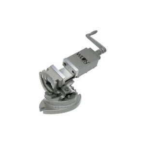 Wilton 3 Axis Tilting Vise 5 Jaw Width 5 Jaw Opening 11803 New
